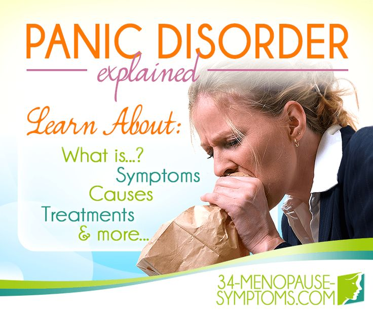 an overview of the panic disorder its symptoms causes and treatments The cause of panic disorder is unknown panic disorder often runs in families risk factors include smoking, psychological stress, and a history of child abuse diagnosis involves ruling out other potential causes of anxiety including other mental disorders, medical conditions such as heart disease or hyperthyroidism, and drug use.