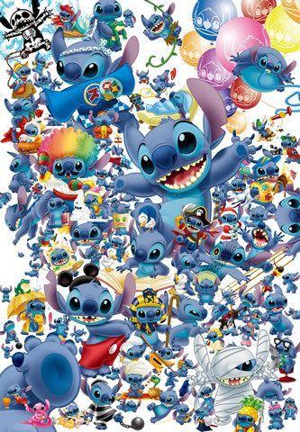 Stitch ❤️más