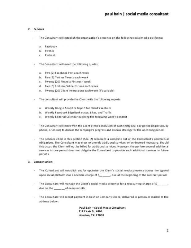 Net 30 Terms Agreement Template Template