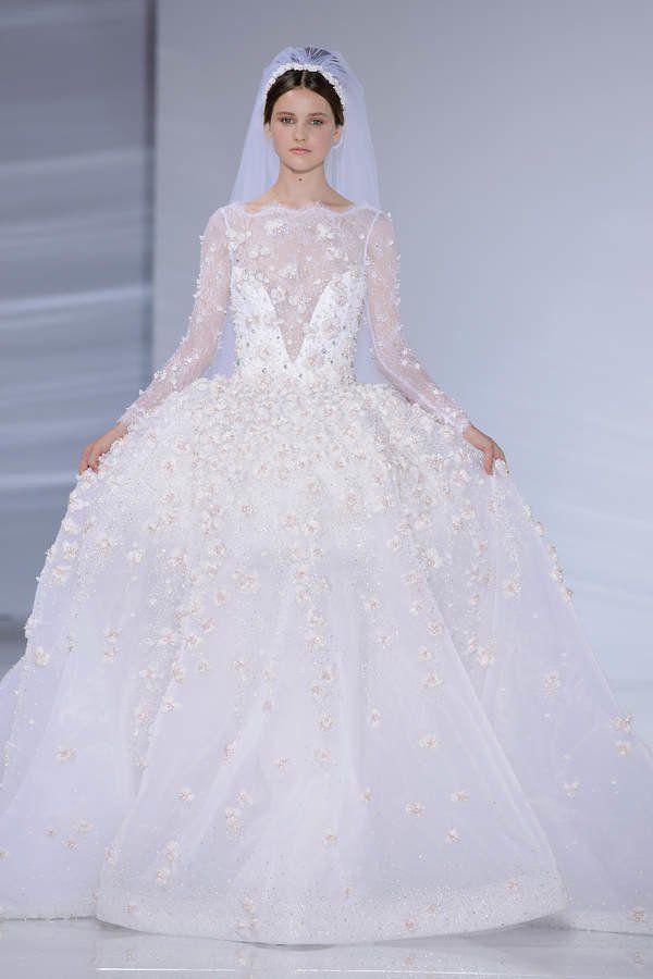 Brautkleid mit Reifrock - Bilder - Jolie