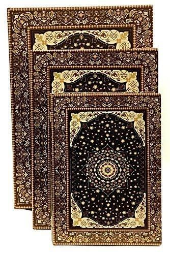 Chenille Rugs   Antique Chenille Rug replica Made Using Traditional Book Making Techniques. Once upon a time, these books were only found hidden in a bookshelf among a thousand books! For the first time in centuries these books are now available for sale.   eBay!