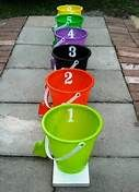 Fall Festival Games - Bing Images use trick or treat pumpkin buckets