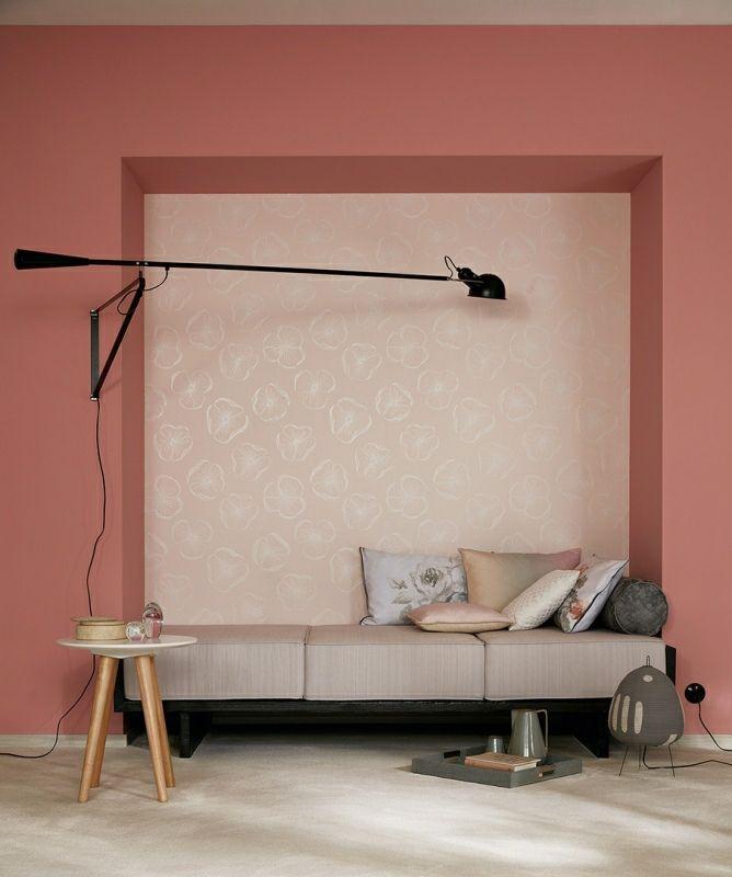 Tapety v pastelových farbách Schoner Wohnen 8   DIMEX