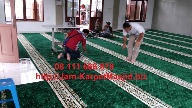 08 111 666 878 Jual Karpet Masjid Sajadah Mushola Turki di Bekasi Timur