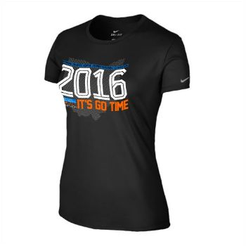 Nationwide Children's Hospital Columbus Marathon 2016 Women's Nike Training Tee.  Available online and in our Gahanna and Short North store.