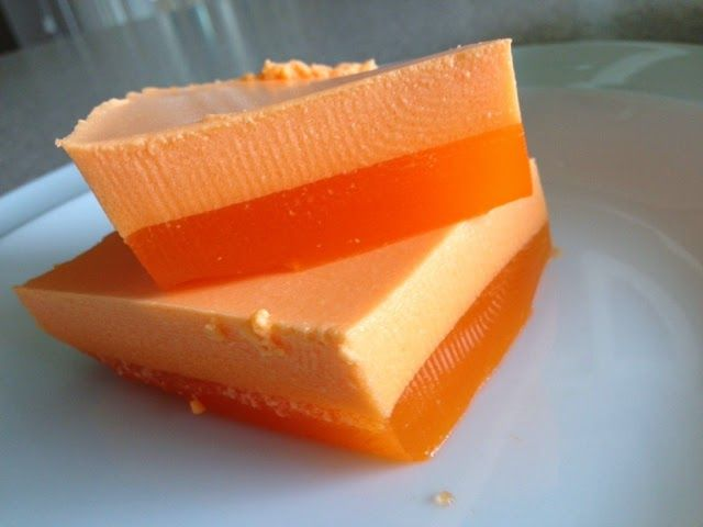 Hawaii Mom Blog: Orange Creamsicle Jello