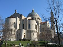 Basilica of the National Shrine of the Immaculate Conception, Washington, D.C, United States