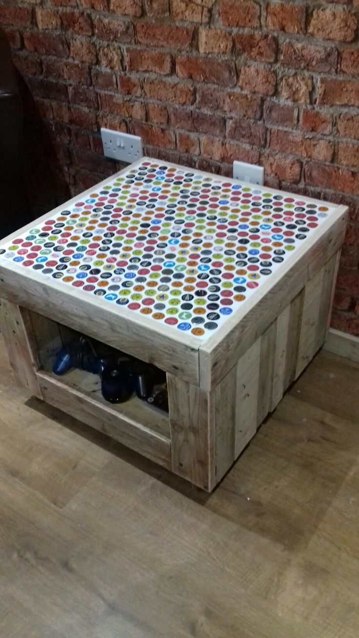 25  best ideas about pallet table top on pinterest