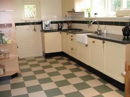 Jaren 30 keuken