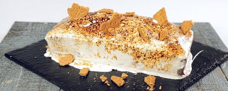 Chocolate S'mores Pound Cake Recipe by Carla Hall - The Chew