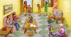 Es un material para el trabajo con niños deficientes auditivos y todos aquellos que tienen dificultad en la comprensión y estructuración del...