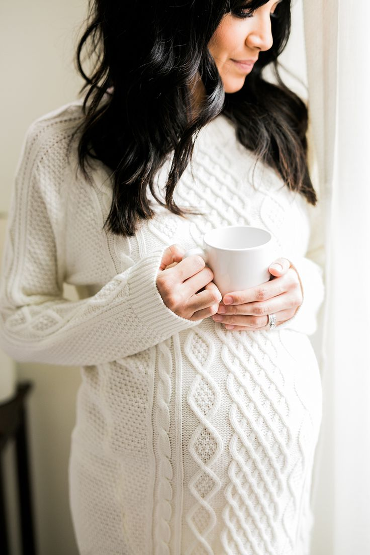 Ashley Rae Photography | Maternity Session Indoors Film