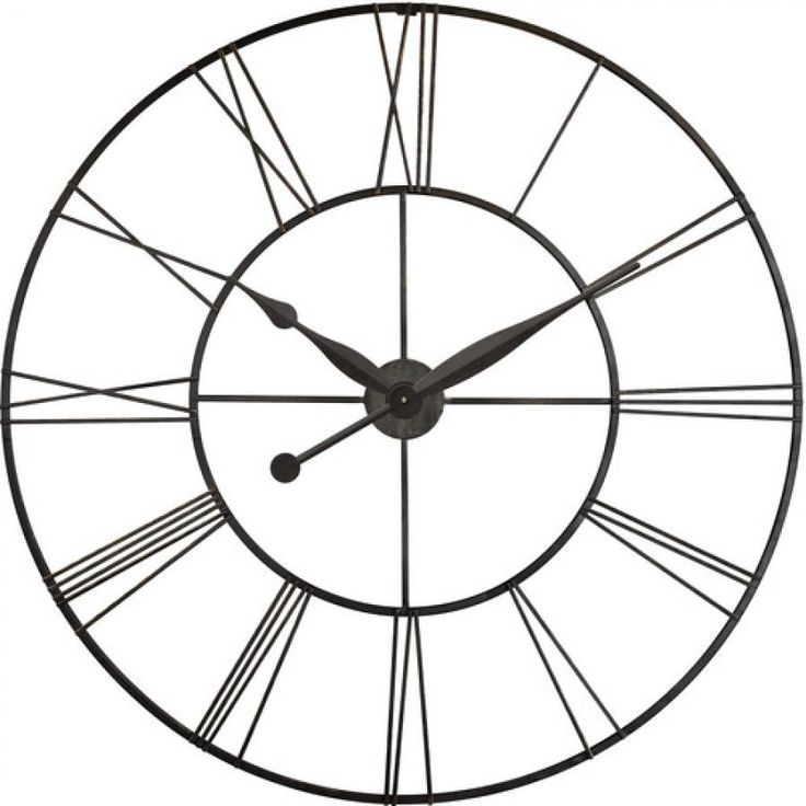 "45"" Found it at Clockway.com - 45in Transitional Wall Clock - TFT6022"