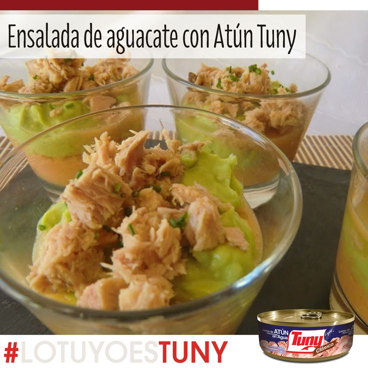 17 best images about at n tuny recetas on pinterest - Ensalada de arroz con atun ...