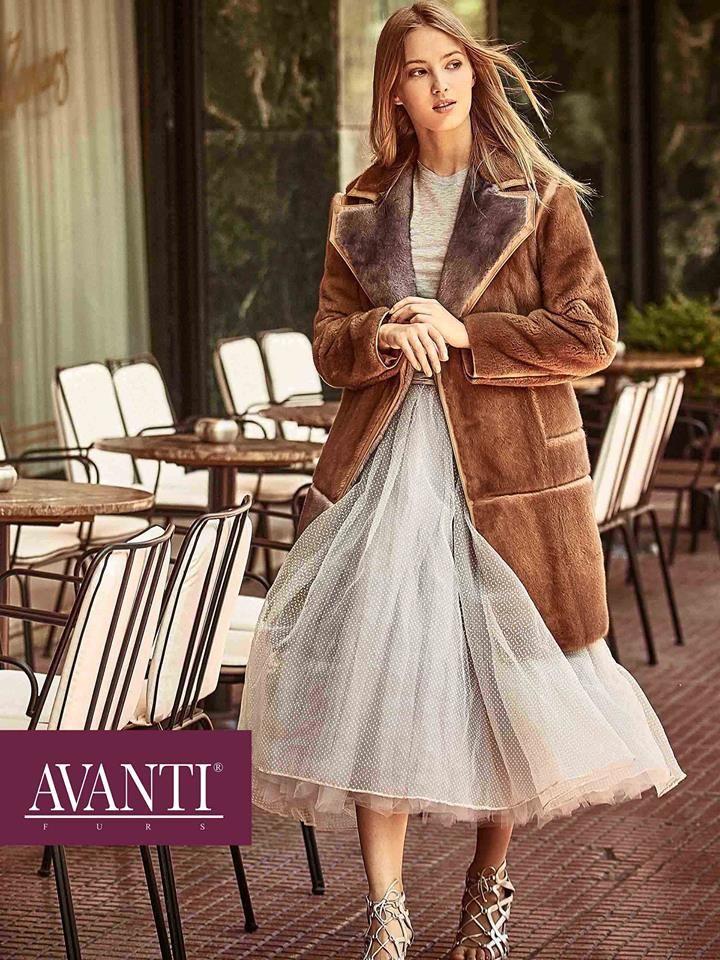 AVANTI FURS - MODEL: SNOW FLAKE MINK JACKET with Leather details  #avantifurs #fur #fashion #mink #luxury #musthave #мех #шуба #стиль #норка #зима #красота #мода #topfurexperts