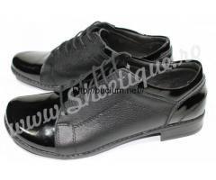 Pantofi dama piele naturala neagra si lac Bucuresti - Anunturi de mica publicitate