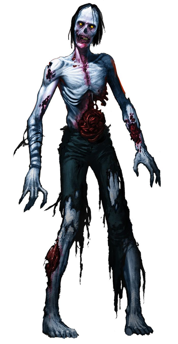 Zombie from Castlevania: Lords of Shadow - Mirror of Fate