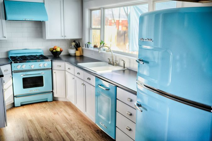 Big Chill Appliances - Best Of Both Worlds