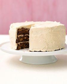 John's Three-Layer Apple Cake