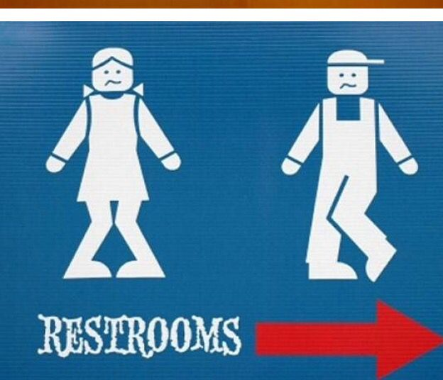 Bathroom Signs Next 33 best signs images on pinterest | restroom signs, bathroom signs