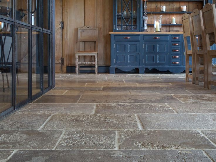 Natural Stone Floors and Walls by Artisans of Devizes