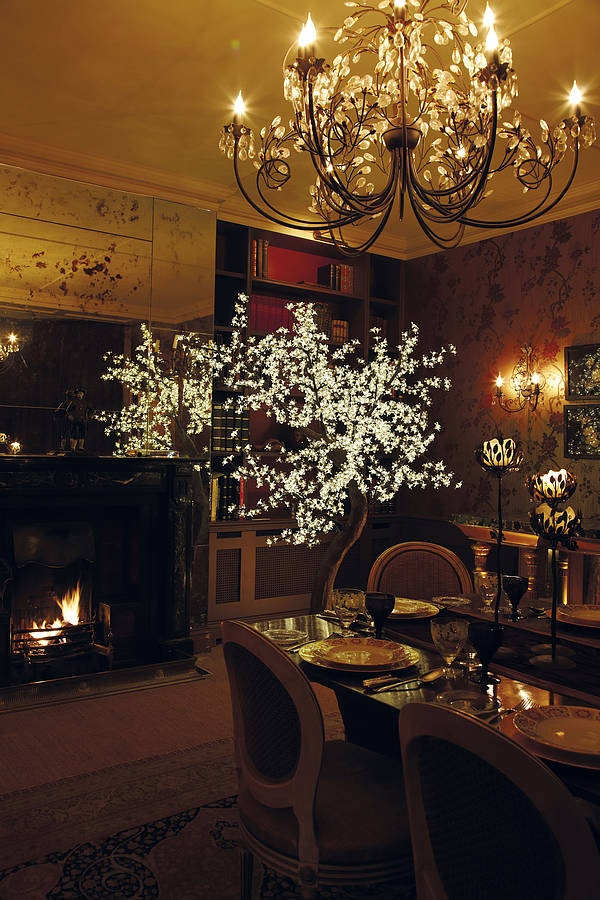 led tree for indoor wedding of lights pinterest forests trees and nyc. Black Bedroom Furniture Sets. Home Design Ideas