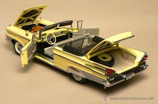 mercury parklane open convertible 1959 escala 1 - Comprar Coches a Escala 1:18 en todocoleccion - 45322759