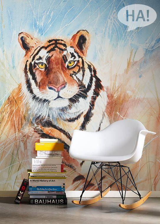 Σε στυλ ...ETHNIC!  Ταπετσαρία τοίχου: http://www.houseart.gr/select_use.php?id=296&pid=5673  #houseart #ethnic #wallpaper #decoration #design #home #style