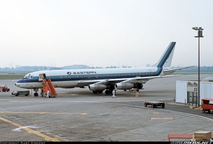 Douglas DC-8-21 - Eastern Air Lines