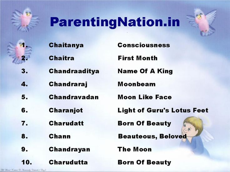 7 Best Meen Rashi Baby Boy Names With Meaning Images On