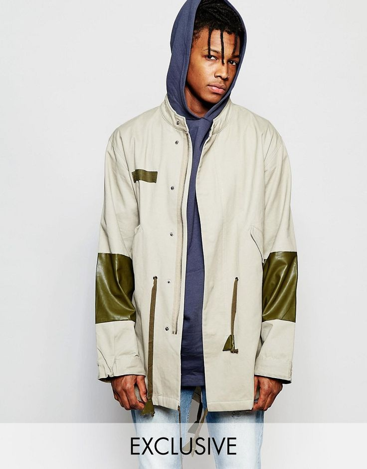 The New County Lightweight Parka