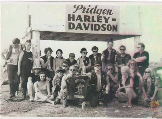 """""""Old School Bikers"""" .... The """"Bandidos"""" Motorcycle Club, also known as the Bandido Nation... formed in 1966 by Don Chambers in Texas. Its motto is """"We are the people our parents warned us about"""". It is estimated to have 2,400 members in 210 chapters, located in 22 countries."""