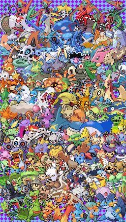Epic Pokemon Generation 3 - Sprite Stitch Wiki - Wikia