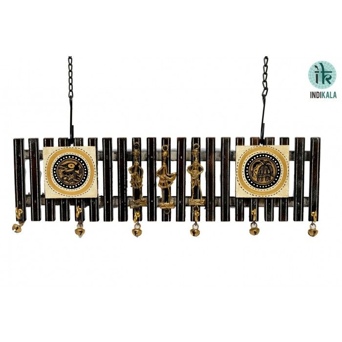 Name : Warli Key Ring Holder ( 6 Pegs) Price : Rs 799 Buy Now at : http://www.indikala.com/warli-key-ring-holder-6-pegs.html #Decor #Key #Limited #BuyNow
