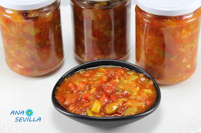 Sofrito para envasar (Fritada), cocina tradicional Ana Sevilla