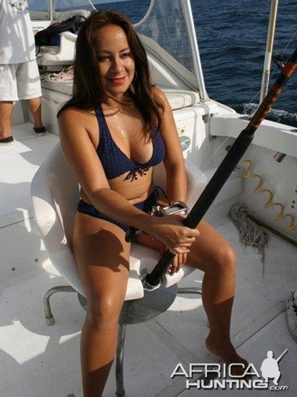 Reel Sexy Fishin Deep Sea Fishing Girl Reel Sexy Fishin Pinterest Sexy Deep Sea