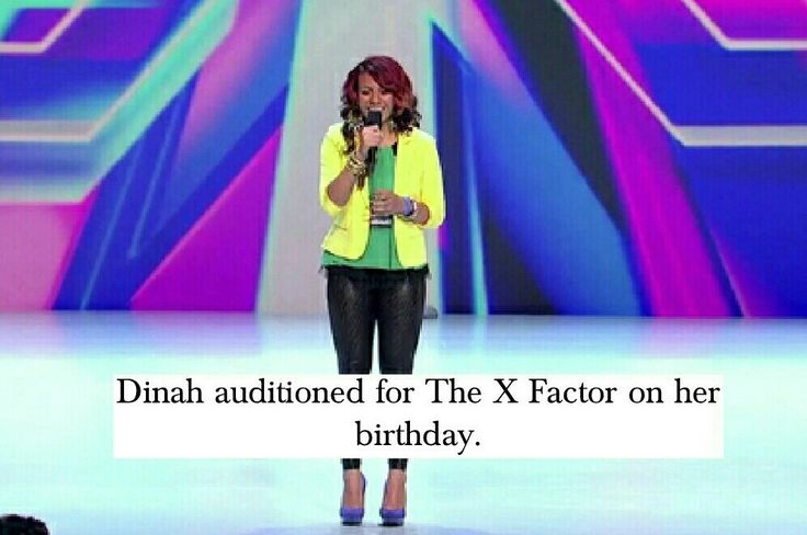 Dinah Jane fact/Fifth Harmony facts