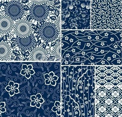 Traditional Patterns of Japan