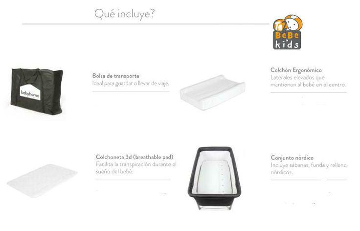 La minicuna AIR de diseño contemporáneo     Un nuevo modelo de minicuna que sorprende por sus múltiples y rigurosos acabados.  Incorpora un práctico  cambiador que se acopla fácilmente a la minicuna a través de una cremallera  con dispositivo de seguridad.
