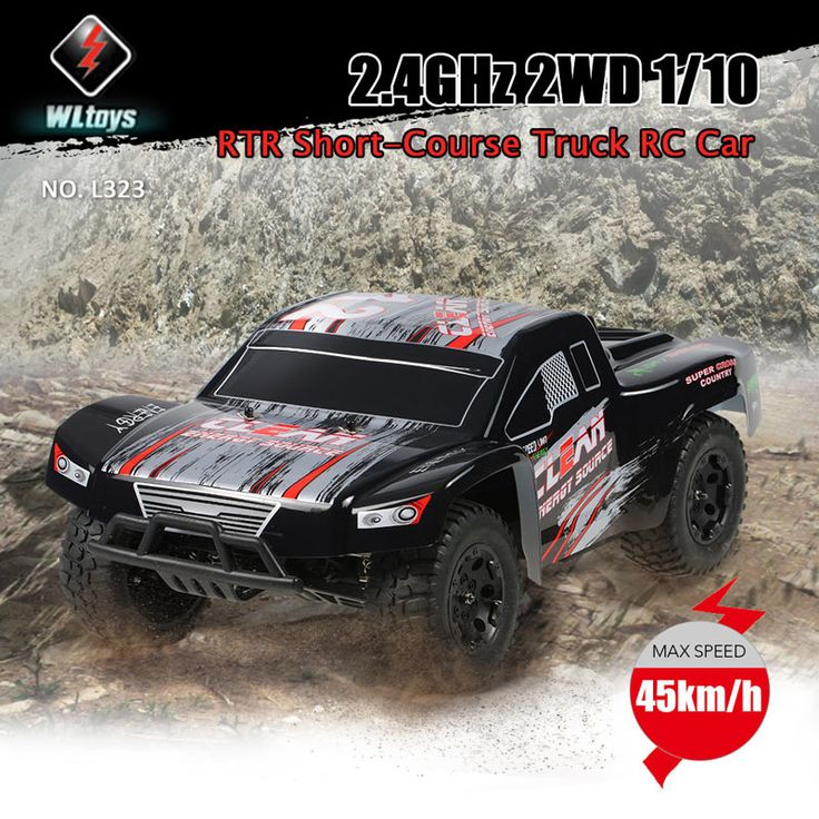 Only RAND1007.47, eu Original WLtoys L323 2.4GHz 2WD 1/10 45km/h Brushed Electric - Tomtop.com
