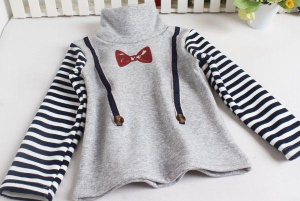 Bow Tie T-Shirt – Poppatosh