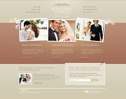 Create a functioning wedding website  #weddingtips #weddingbudget http://brieonabudget.com/