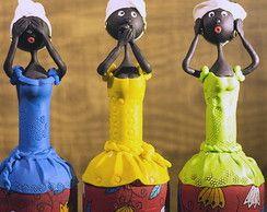 Biscuit na Garrafa - As 3 irmãs