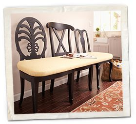 Thanks To Home Depot Project Index Website What A Great Idea And Step By Kitchen Bench I Need Do This Consolidate My Chairs Make Space