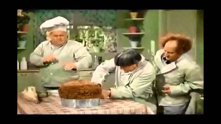 """""""Happy Birthday"""" as recorded by The Beatles mp4 (The Three Stooges)"""