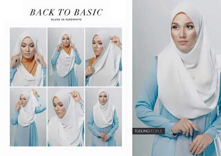 Basic hijab.
