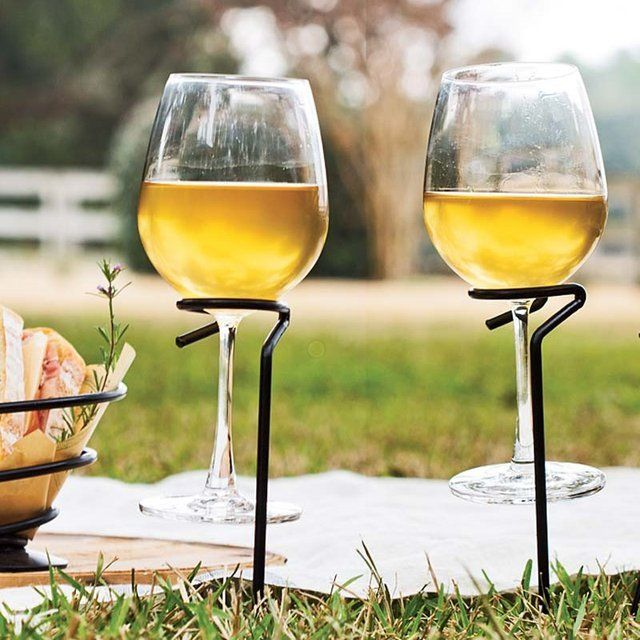 Perfect for wine in the park