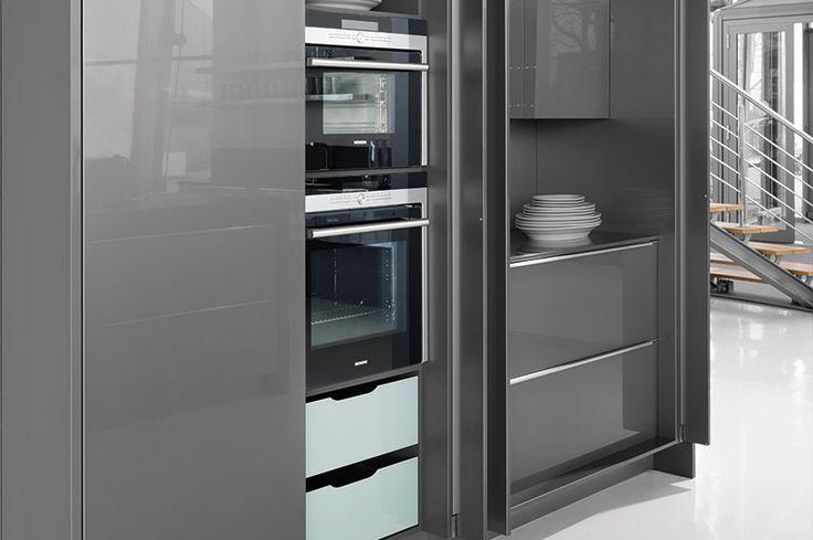 4030 lavagrau - Häcker Küchen