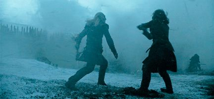 Winter Came And Brought 'Game Of Thrones' Its Most Mind-Blowing Battle
