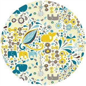 Rebekah Ginda for Birch Organic Fabrics, Frolic, KNIT, Frolic Boy